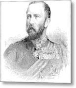 Sir Evelyn Wood Metal Print