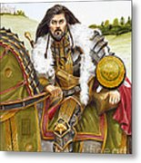 Sir Marhaus Metal Print