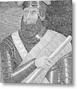 Sir William Wallace (1272?-1305) Metal Print
