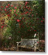 Sit With Me Here Metal Print