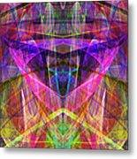 Sixth Sense Ap130511-22-20130616 Square Metal Print by Wingsdomain Art and Photography