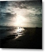 Sk Nocturne Metal Print by Alison Maddex