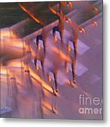 Skateboards Gone Wild Series 1 Metal Print
