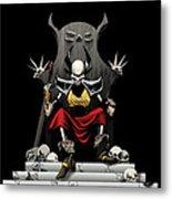 Skeletal Noble Metal Print