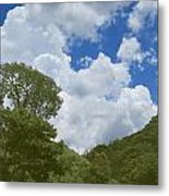 Skies Of Minas Gerais 15 Metal Print