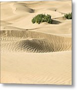Skn 1408 The Smooth Dunes Metal Print