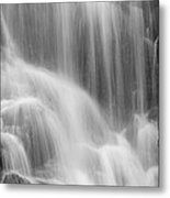 Skc 0218 Soothing Waterfall Metal Print