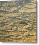 Skc 0341 Cloud Quilt  Metal Print