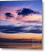 Sky After Sunset Metal Print