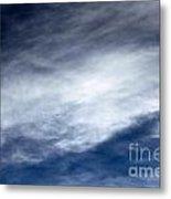 Sky Clouds Metal Print