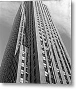Sky High Metal Print by Thomas Fouch