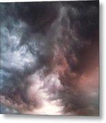Sky Moods Metal Print
