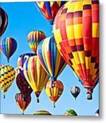 Sky Of Color Metal Print by Shane Kelly