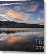 Sky Painting Metal Print