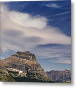 Sky Sweep Metal Print