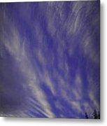 Sky Winds Metal Print