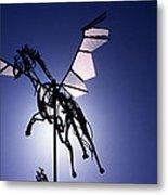 Skyhorse Metal Print