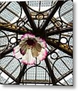 Skylight Blossom Metal Print