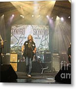 Skynyrd-group-7063 Metal Print