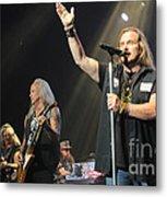 Skynyrd-group-7229 Metal Print