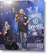 Skynyrd-group-7309 Metal Print