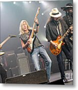 Skynyrd-group-7670 Metal Print