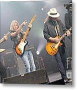 Skynyrd-group-7672 Metal Print