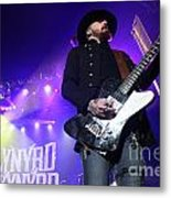 Skynyrd-johnnycult-7915 Metal Print