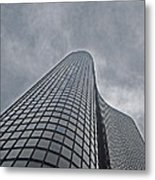 Skyrise Chicago Metal Print