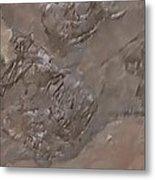 Slate Slab Metal Print by Jim Ellis