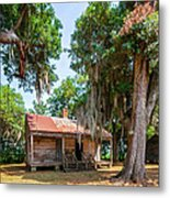 Slave Quarters 2 Metal Print by Steve Harrington