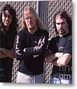 Slayer 02 Metal Print