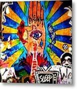 Sleep Metal Print