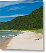 Sleeping Bear Dunes National Lakeshore Metal Print
