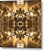 Sleeping Fairies 2 Metal Print