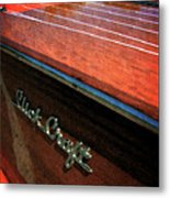 Slick Craft Powerboat Metal Print