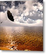 Slight Chance Of A Breeze Metal Print