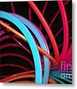 Slinky Craze 3 Metal Print