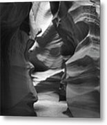 Slot Canyon 2 Metal Print