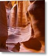 Slot Canyon 3 Metal Print