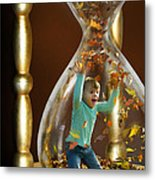 Slowing Time's Passage Metal Print by Doug Kreuger