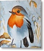 Small Bird Metal Print
