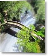 Small Bridge  Metal Print