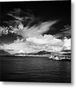 small knightstown harbour Valentia Island Iveragh Peninsula Ring of Kerry Ireland  Metal Print