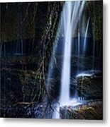 Small Waterfall Metal Print