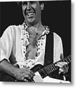 Smiling Sammy In Oakland 12-31-77 Metal Print