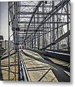 Smithfield Bridge Metal Print