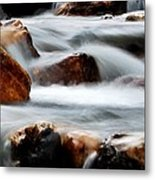 Smoke On The Water Metal Print