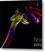 Smokey 10 Metal Print
