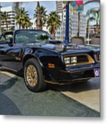 Smokey And The Bandit Metal Print